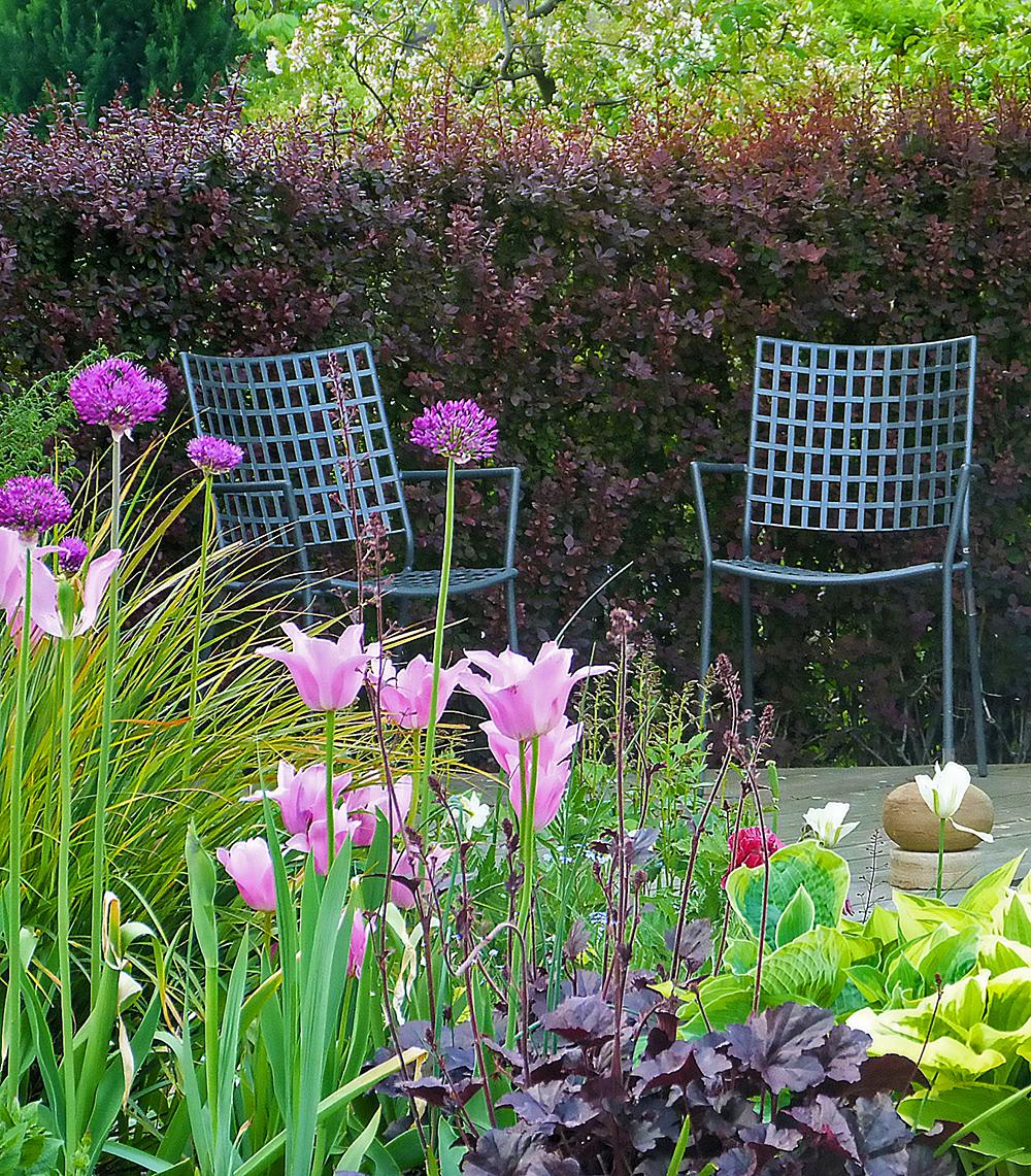 Image gallery hirst gardens for Garden design quiz